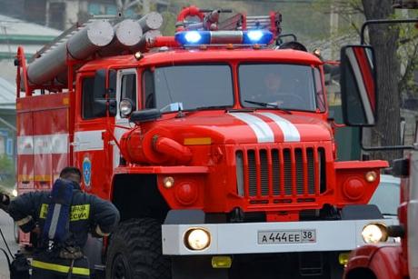 Три человека живьем сгорели вНижнеудинском районе