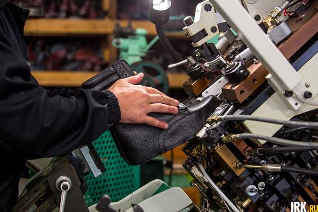 Обувное производство