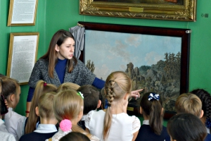 Экскурсия «Сокровища художественного музея»