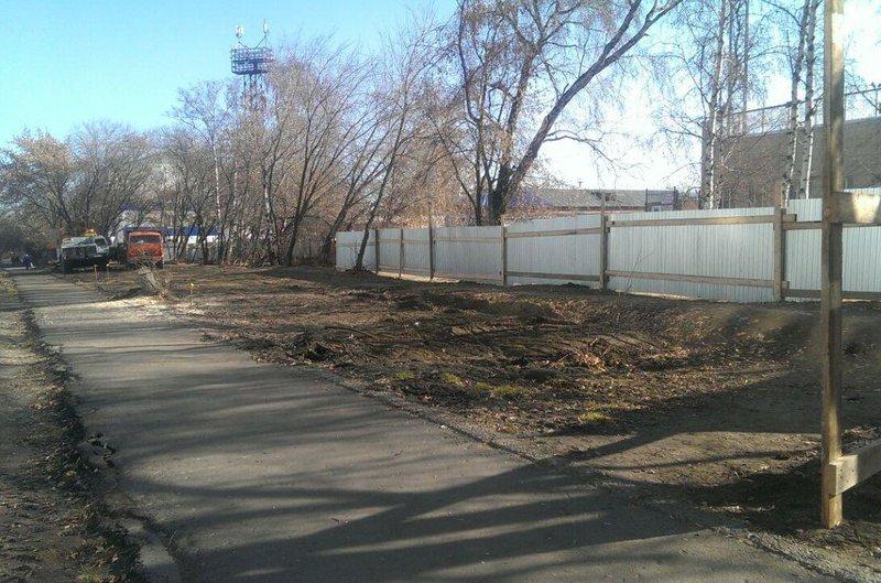 ВИркутске началось строительство надземного пешеходного перехода врайоне курорта «Ангара»