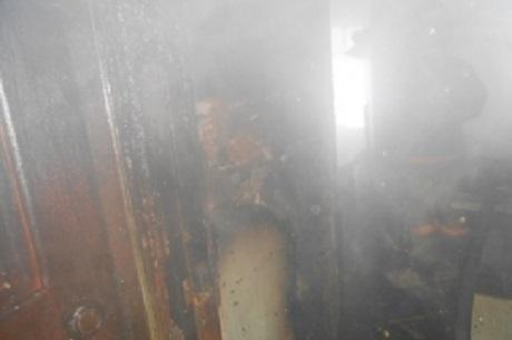 Шесть человек спасли напожаре вИркутске
