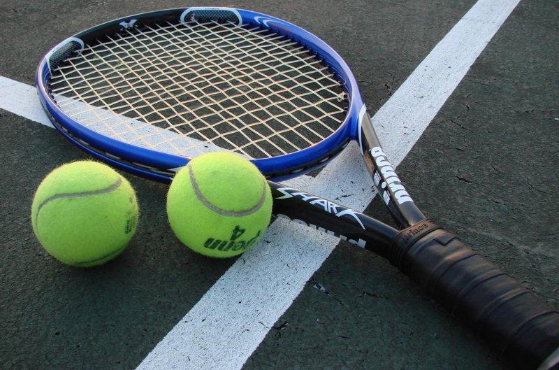 ВИркутске открылся теннисный корт наострове Юность