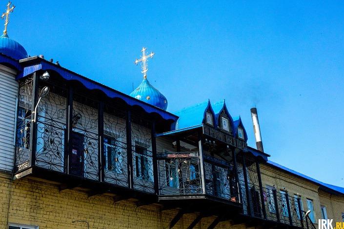 В ИК-3 есть православный и буддистский храмы, мусульманская и еврейская молельные комнаты