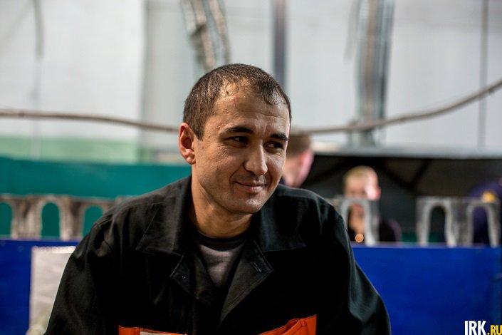 Андрей Мусаев