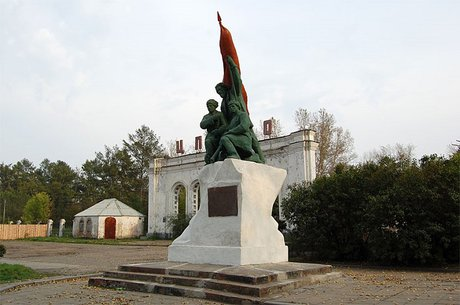 ВИркутске стартует реконструкция монумента борцам революции