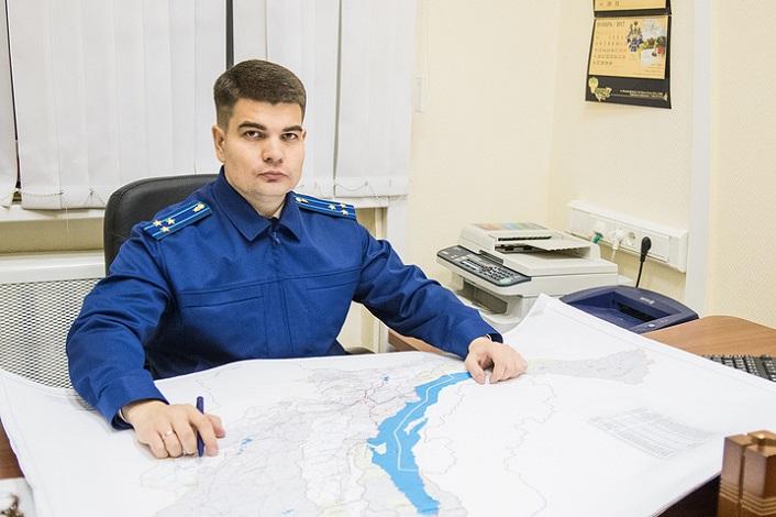 Евгений Надыршин. Фото пресс-служба Генпрокуратуры