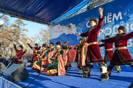 День народного единства подчеркнули вИркутске