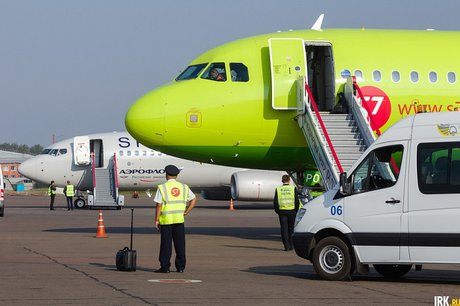 Рейсы «Братск-Новосибирск» запустит S7 в наступающем году