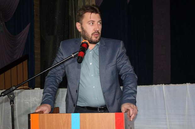 "Виктор Кондратьев. Фото ИА ""Иркутск онлайн"""