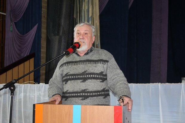"Александр Сутурин. Фото ИА ""Иркутск онлайн"""