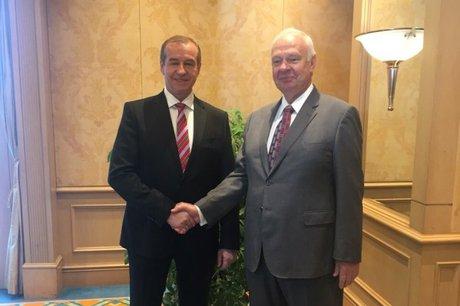 Иркутская область хочет развивать сотрудничество сВьетнамом
