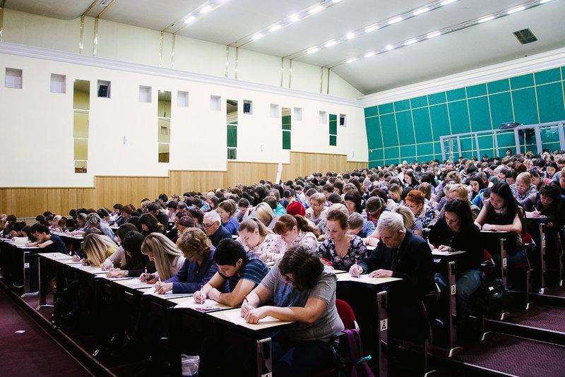 Красноярск вполне может стать столицей «Тотального диктанта»