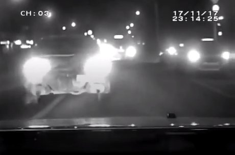 Водителя без прав задержали после погони вИркутске