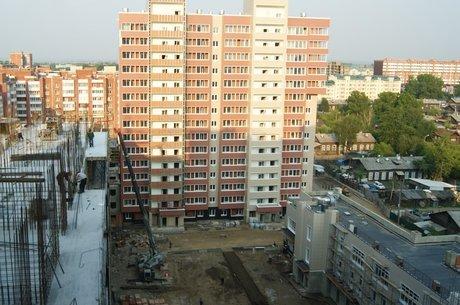 ВИркутске пятеро дольщиков «Высоты» получили свои квартиры