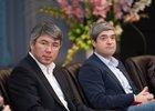 Алексей Цыденов и Сергей Доля. Фото пресс-службы правительства Республики Бурятии