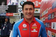 Александр Касьянов. Фото федерации бобслея России