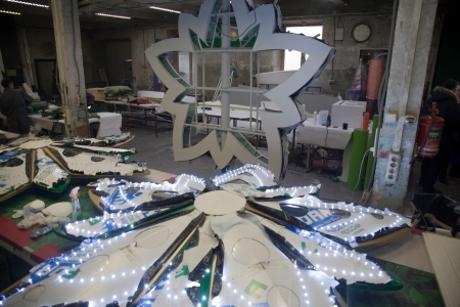 Новогоднюю елку вИркутске начнут украшать 4декабря