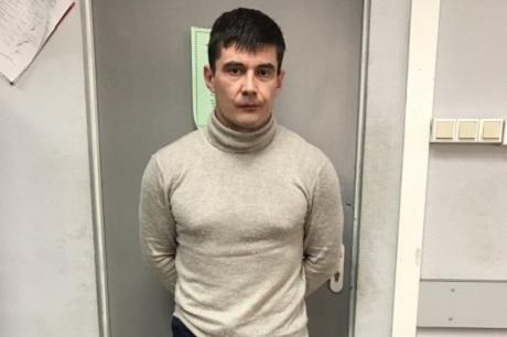 ВИркутске милиция споличным задержала барсеточника-рецидивиста