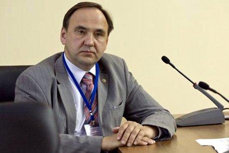 Игорь Бычков. Фото с сайта www.idstu.irk.ru