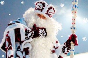 Новогодняя деревня Деда Мороза в Светлом Яре