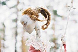 Выставка авторских кукол семьи Намдаковых