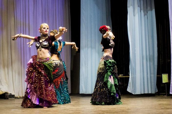 Танцоры. Фото с сайта vk.com/event156814301