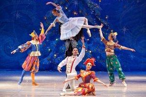 Гастроли театра «Русский балет» в Иркутске. Щелкунчик