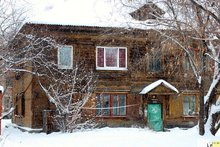 Старый дом. Фото Никиты Добрынина