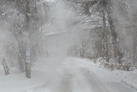 МЧС: Снег, метели, сильный ветер ожидаются вПриангарье завтра