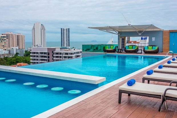 Unique Regency Pattaya 4*