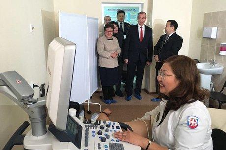 Дом для медперсонала планируют построить вбурятском поселке Иркутской области