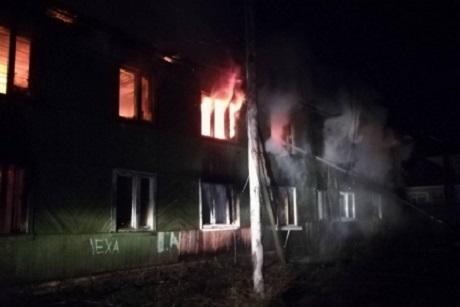Число жертв напожарах в 2017-ом году вПриангарье детей выросло вдвое
