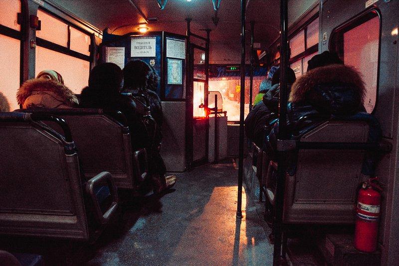 НаНовый год до3-х часов ночи будет работать публичный транспорт