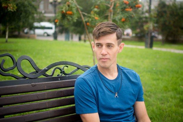 Евгений. Автор фото — Никита Пятков