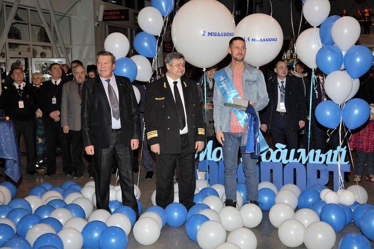 Фото пресс-службы аэропорта Иркутска