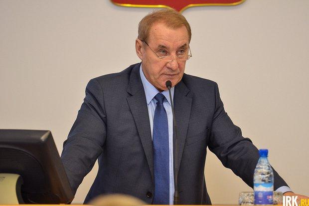 Владимир Матиенко. Фото ИА «Иркутск онлайн»