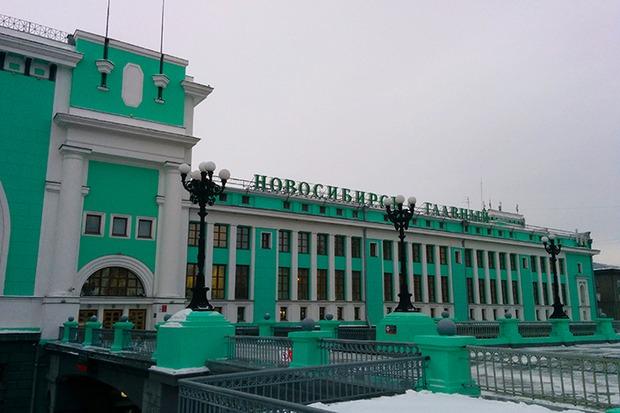 Новосибирский вокзал после иркутского удивляет масштабами