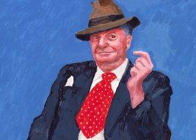 TheatreHD. Дэвид Хокни: Поп-арт в Королевской академии художеств