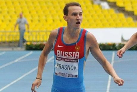 Гражданин Братска занял 3-е место навсероссийских соревнованиях полегкой атлетике