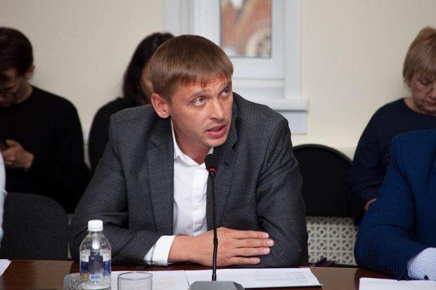 Антон Красноштанов. Фото с сайта facebook.com
