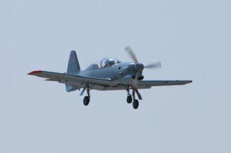 Як-152. Фото с сайта корпорации «Иркут»