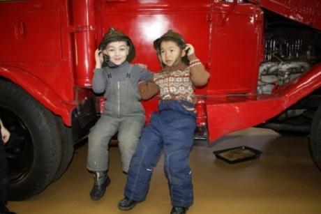 Иркутский музей МЧС проведет День открытых дверей 12января