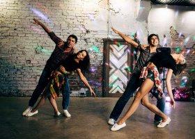 Танцевальный клуб «Небо» приглашает новичков на урок бразильского зука