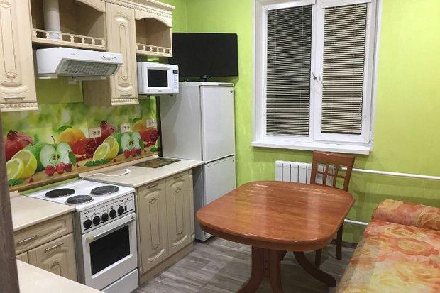 Квартира на Байкальской 188/1. Фото с сайта diffrent.ru