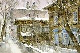 Выставка живописца Вероники Лобаревой в арт-галерее DiaS
