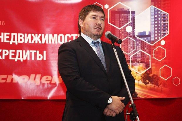 Глава минимущества региона Владислав Сухорученко. Фото www.sibexpo.ru