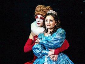 Спектакль «Две королевы». Премьера!