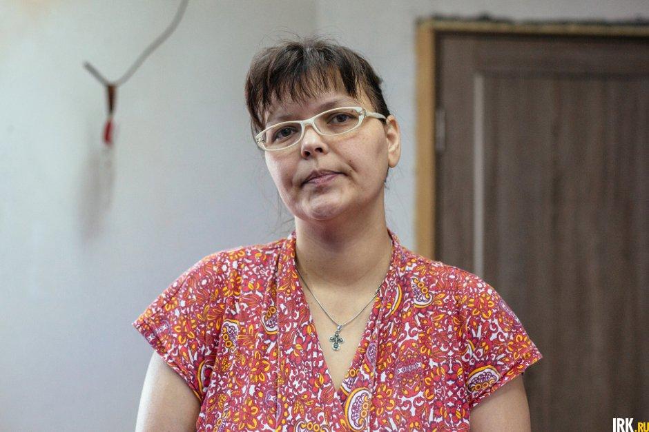 Олеся со своей семьей уже три года живет в недостроенном доме