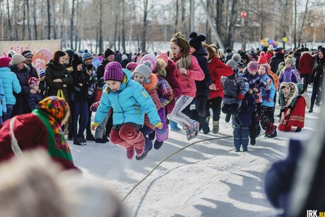 Масленица 2017. Фото IRK.ru
