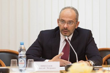 Николай Николаев. Фото пресс-службы депутата